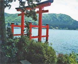 Hakone_torii